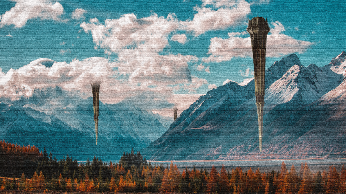 The Canadian Wilderness by PewPewMannen