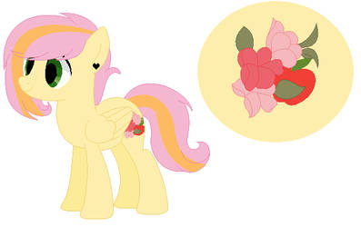 Apple orchid by OtayuriPlisetsky