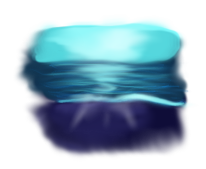Sea (Inspired from ryky) by Scapinou