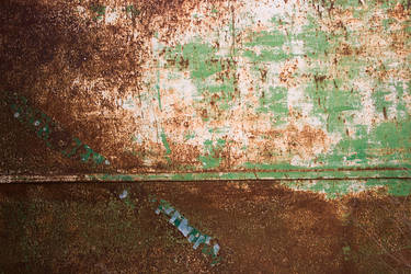 Rust Texture 05 by SuperStar-Stock
