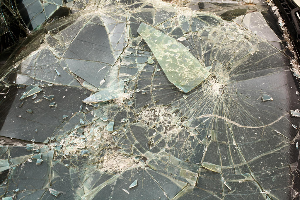 Broken Glass 04 by SuperStar-Stock