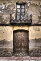 Puerta y Balcon by SuperStar-Stock
