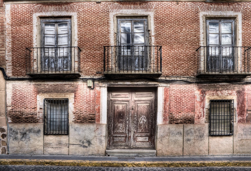 Fachada casa antigua by superstar stock on deviantart for Decoracion de casas antiguas fotos