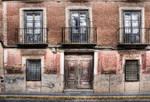 Fachada Casa Antigua