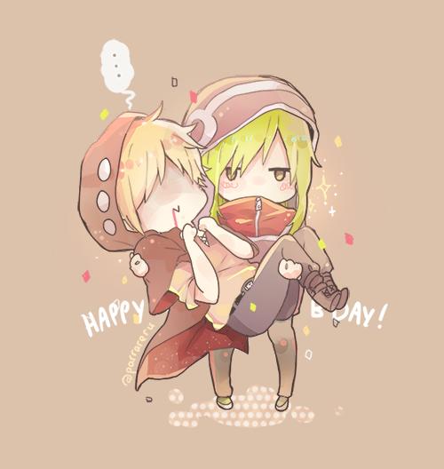 kagepro : happy birthday kano!
