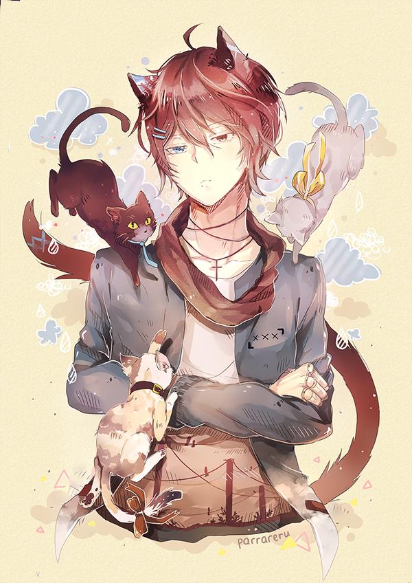 Anime Cat Bases