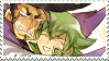 Ryu x Lyserg 1 Stamp by EngelchenYugi