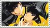 Seishiro x Subaru Stamp by EngelchenYugi