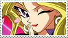 Mai Kujaku 2 Stamp by EngelchenYugi