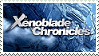 Xenoblade Chronicles Stamp by EngelchenYugi