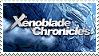 Xenoblade Chronicles Stamp by EngelchenYugi
