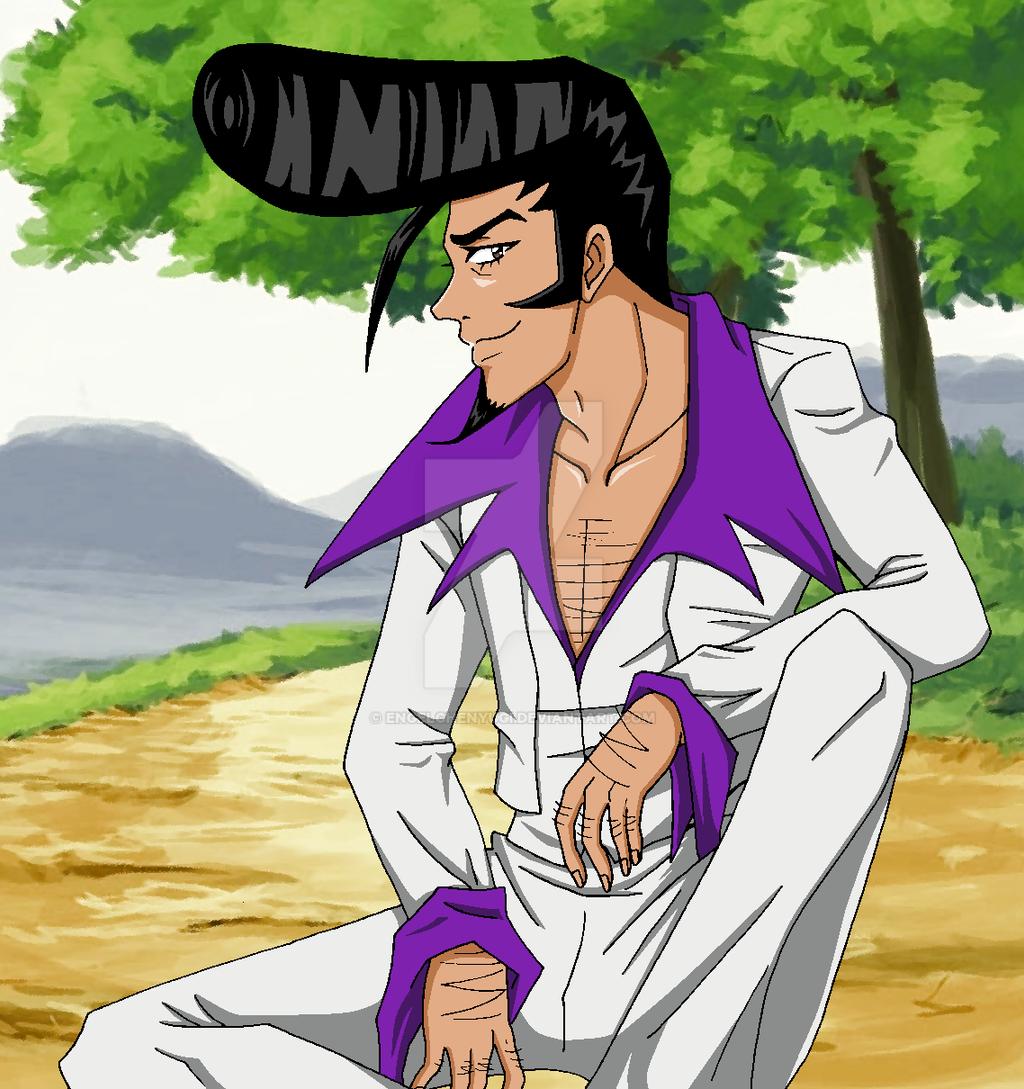 Shaman King Vs Shaman King Kanzenban: Ryu On Shaman-King-Love