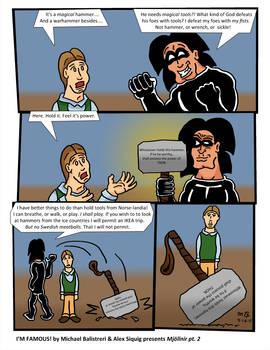 Thor Contest part 2