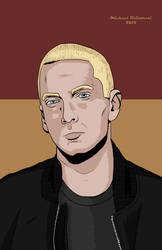 Eminem by BlackSnowComics
