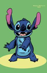 Stitch by BlackSnowComics