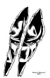 Shredder by BlackSnowComics