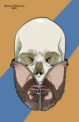 Skull Zipper