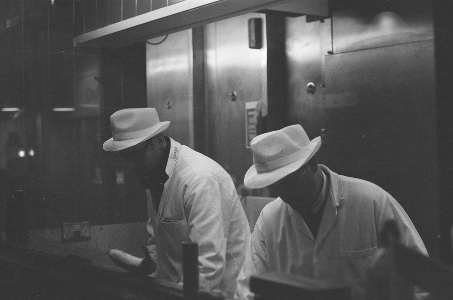 two butchers by jpderosnay
