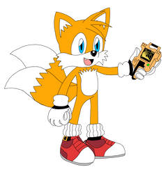 Movie Miles Tails Prower