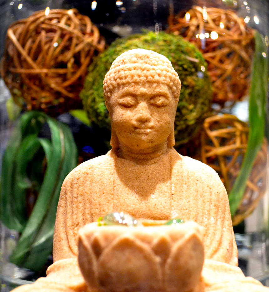 Go Green Buddha by RingoJackson66