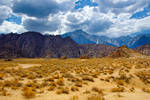 Alabama Hills and the Sierras