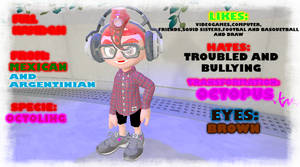 Octo C.H (Biography) by CHLaneYT