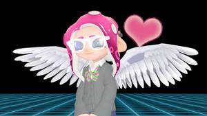 [SFM Splatoon] Cute Puppy Angel Face