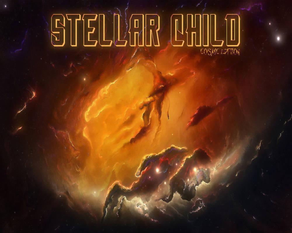 Stellar child cover promo by Reiska