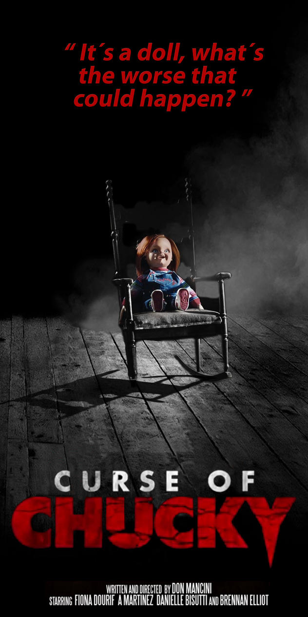 curse of chucky by chireck on deviantart