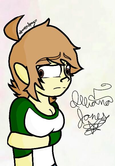 Illianna Jones by SmexySpaz
