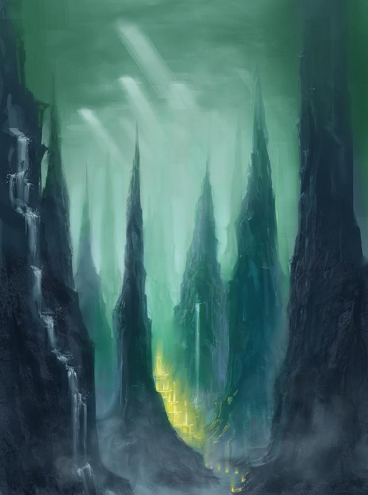 mystery palace by 0BO