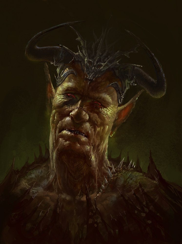 dark king by 0BO