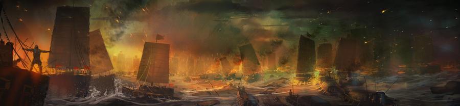 war by 0BO