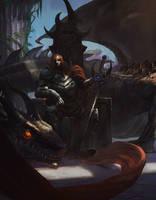 dark knight by 0BO