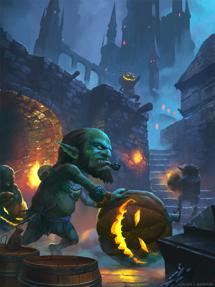 goblin by 0BO