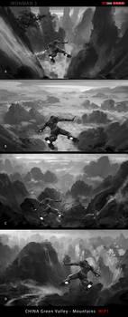 [Iron-Man-3]_redsteam_enviro_CHINA_Mountains_WIP
