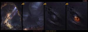 [Dragon-Slayer] redsteam 2D cinematic Board3-4 fin