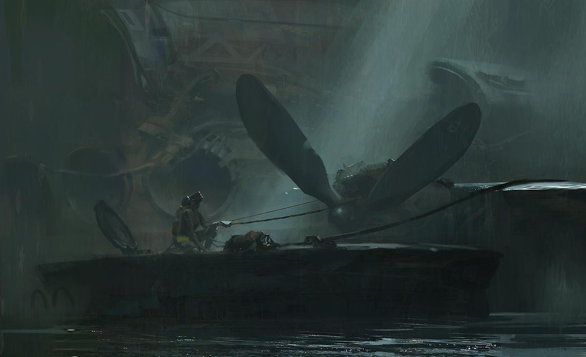 boat by 0BO