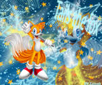 tails the fox
