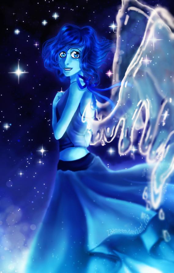 Lapis Lazuli - Thank you, Steven by zaameen