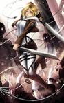Annie leonhardt - Attack on titan by zaameen