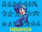 Megaman Wall