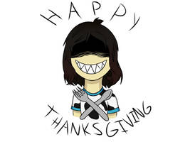 happy thanksgivernung by ILoveCowz
