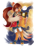 Sage of the Rito (Commission)