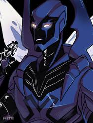 Blue Beetle by Galaxynite