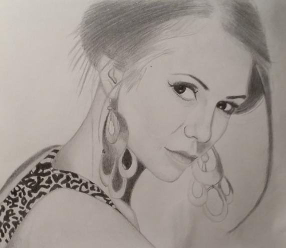 Nina Dobrev by HiImWR