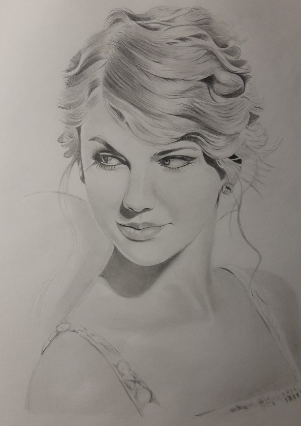 Taylor Swift by HiImWR