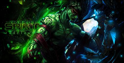 Warrior Spirit by RedClownGFX