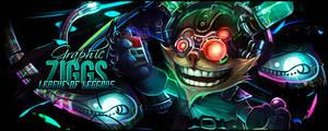 Ziggs - Mad Scientist