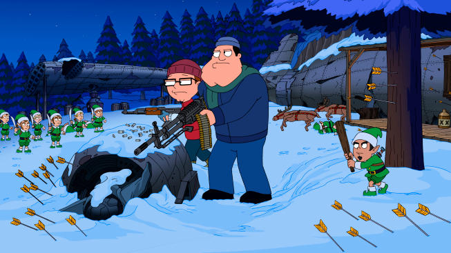 American Dad Christmas Episodes.The Mad Man Christmas Viewing Guide By Mad Man With A Pen On